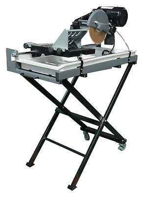"10"" Tile Saw w/Stand"