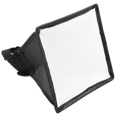 Mini Softbox Diffuser 19x23cm for DSLR Flash Speedlite Speedlight Portable DC332