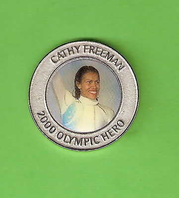 Sydney Olympic Medal - Lighter Of The Cauldron , Cathy Freeman