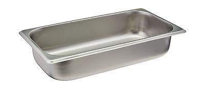 Winco SPT2 1/3 Size Pan, 2-1/2-Inch (3) 3 2DAY DELIVERY