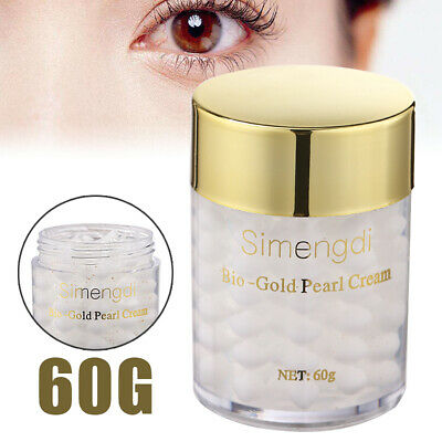 Simengdi Anti-Ageing Bio-Gold Pearl Renewal Night Cream Chinese Herbs Wrinkle