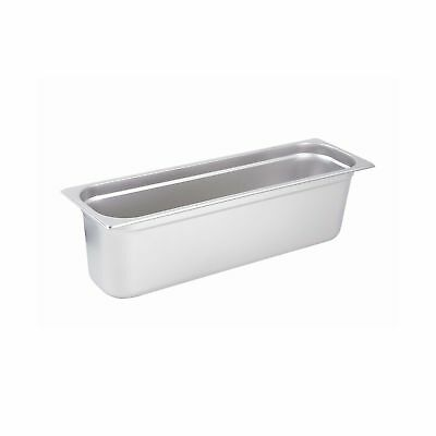 "Winco 6"" Half Long Size Pan 2DAY DELIVERY"
