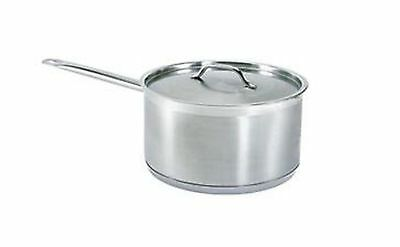 3.5 Qt Commercial Stainless Steel Sauce Pan - Nsf 2Day Delivery