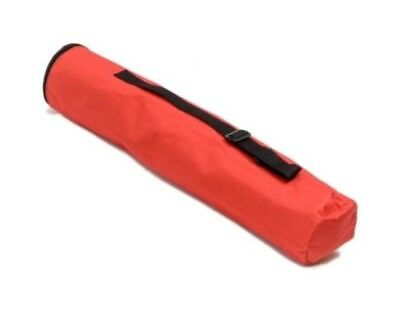 """Red Quiver Chess Bag - Holds 20"""" Vinyl Board & Full Set Standard Pieces BAG ONLY"""