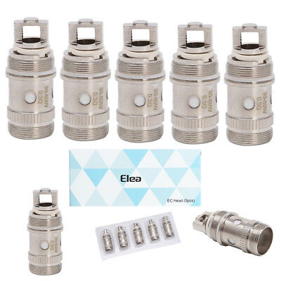 5* Replacement ELeaf EC Coil Head Fit For iStick Pico 75W iJust2 Melo 2 Melo 3