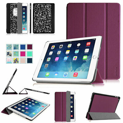 Fintie Rotating Stand Case Cover for Apple iPad 6th Gen 2018/2017/iPad Air 2/1