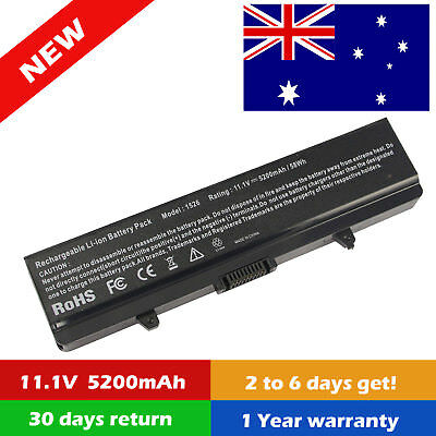 Battery for Dell Inspiron 1525 1526 1545 1440 1750 X284G RN873 XR682 GW240 GP952