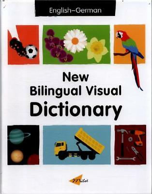 New Bilingual Visual Dictionary. English-German by Sedat Turhan, Anna Martine...