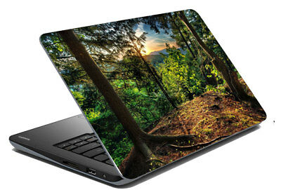 Nature Laptop Tablet Skin Sticker Decel Cover For Asus DELL SONY HP SAMSUNG