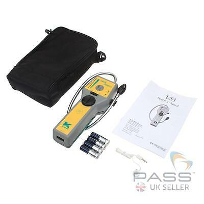 *NEW* Kane LS1/B Leak Seaka Combustible Gas Leak Detector + Case / UK