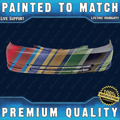 Painted To Match Front Bumper Fascia Direct Fit for 2002-2004 Toyota Camry 02-04