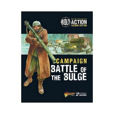 Battle of the Bulge by Warlord Games (author)