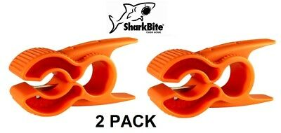 "2 PACK PEX Tube Cutter And Crimper SharkBite 23369A , Orange, 1/2"" - 1"" NEW"
