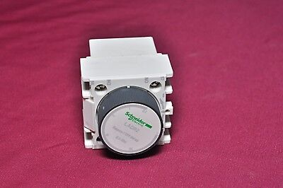 Schneider Electric Ladr2 Time Delay Block 0.1-30S 15124420121A04