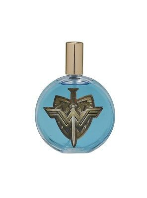 WONDER WOMAN AMAZON FRAGRANCE Warrior Princess Raspberry, Bergamot, Perfume