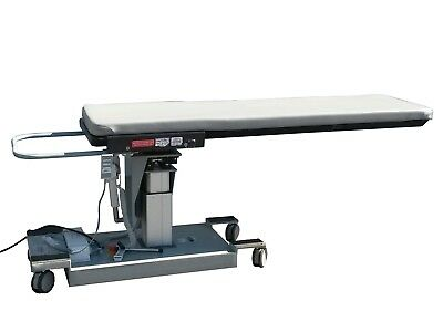 Morgan Medesign Basic 1A Motorized Fluoroscopy Surgical Procedure Imaging Table