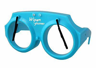 Wiper Glasses Light Up Flashing Moving Rain Goggles Gift Funny Windshield Humor