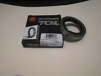 Tcm Dichtomatik 171255Tb Oil Seal Replaces 473336 New Old Stock