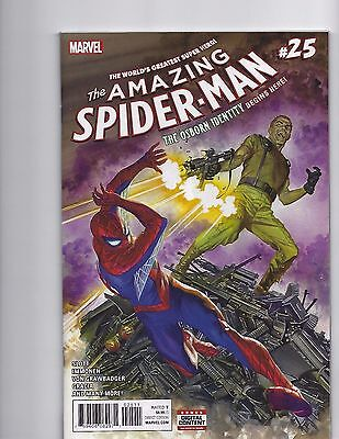 Amazing Spider-Man (Vol. 4) #25 Cover A 1st Appearance of Superior Octopus CHEAP