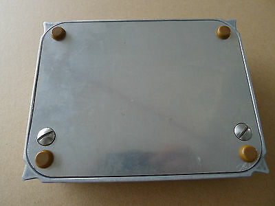 1:1 Diecast Aluminum Overdrive Effects Pedal Project Enclosed Case Box With Knob