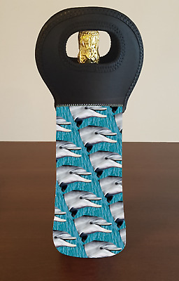 DOLPHIN Wine Bottle Cooler Bag