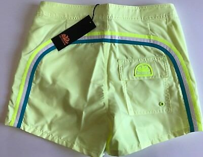 """SUNDEK Col. WOW Fluo Costume Mare Uomo M502BDP6000 - BS/RB - LOW RISE 14"""""""