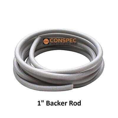 "1"" Closed Cell Foam Backer Rod - 20 Ft. - Free Shipping Nomaco Construction Foam"