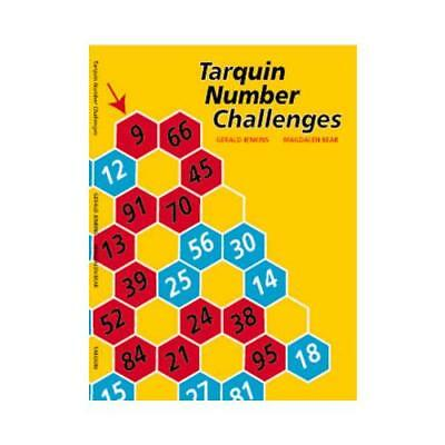 Tarquin Number Challenges by Gerald Jenkins, Magdalen Bear