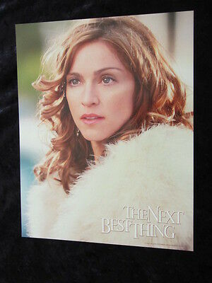 The Next Best Thing  lobby card  #2 - Madonna