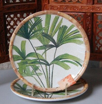 Exciting Palm Tree Melamine Dinnerware Pictures - Best Image Engine ...
