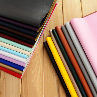 13x30cm Self Adhesive Faux Leather Fabric Sticker Cushion Repair Patches Crafts