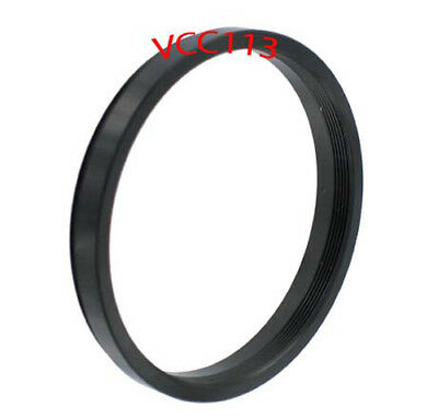 Step-up Ring 46-58mm 46mm Lens to 58mm Filter Adapter