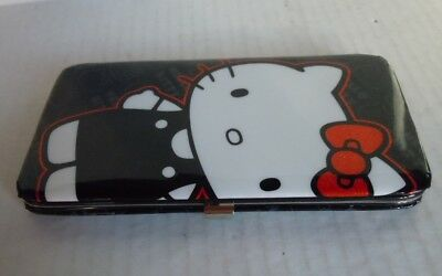 Sanrio Loungefly Hello Kitty Money ID Credit Card Holder Wallet - NWT