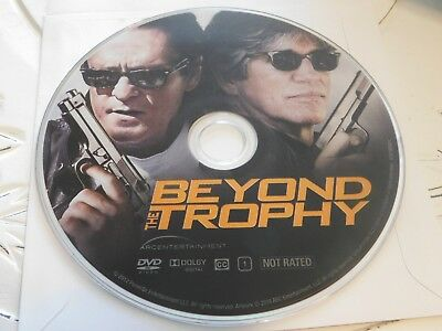 Beyond the Trophy (DVD, 2014)Disc Only 53-352