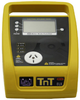 TnT-ELX 20A Portable Appliance Tester