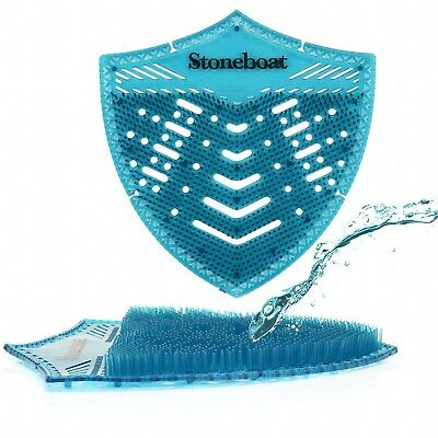 Stoneboat Shield 30 Day Anti-Splash Urinal Screen and Deodorizer (10 Pack) | ...