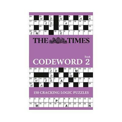 The Times Codeword 2 by The Times Mind Games (author)