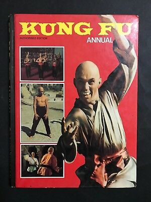 Kung Fu T.v Annual From 1976 Authorised Edition