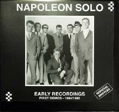 Napoleon Solo ‎– Early Recordings LP