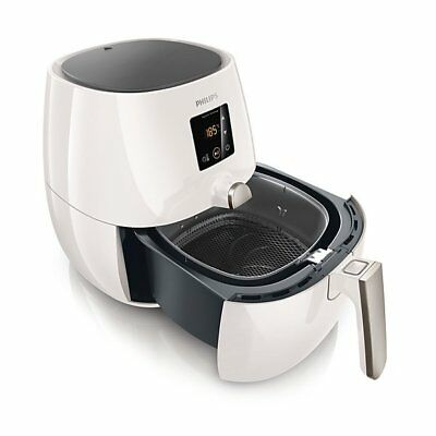 PHILIPS Viva Collection Airfryer HD9230/50 Fritteuse 1425W weiß