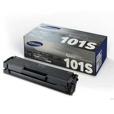 Genuine Samsung MLT-D101S / SU696A Black Toner Cartridge SCX3405