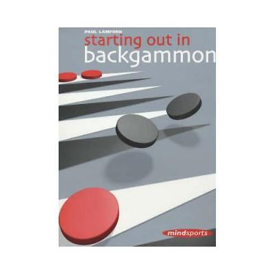 Starting Out in Backgammon by Paul Lamford (author)
