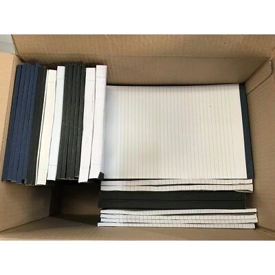 Job Lot 50 x Assorted A4 Refill Notepads, Writing, Note Book Pads M1MZ#