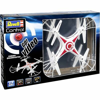 RC-Spielzeug Revell RC Quadcopter GO!Video