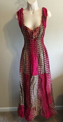 Authentic Hand-made Ghanian-African dress