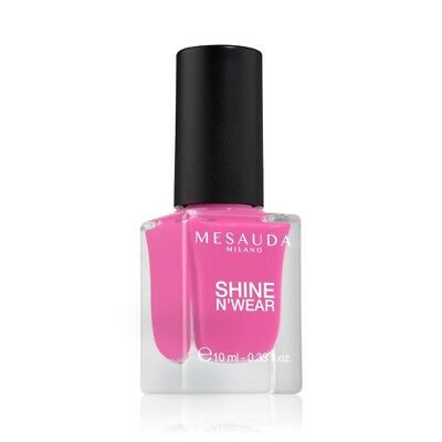 Smalto Per Unghie Shine N'Wear 212 Passion Rose 10 ml - Mesauda