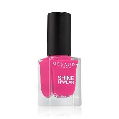 Smalto Per Unghie Shine N'Wear 213 Plaisir 10 ml - Mesauda