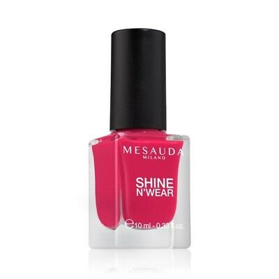 Smalto Per Unghie Shine N'Wear 214 Orleans 10 ml - Mesauda