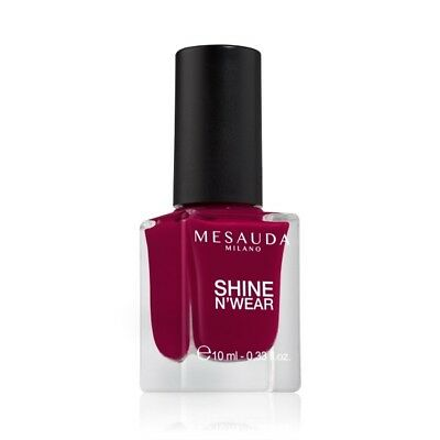 Smalto Per Unghie Shine N'Wear 215 Romeo 10 ml - Mesauda