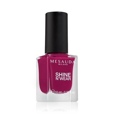 Smalto Per Unghie Shine N'Wear 217 Luxury 10 ml - Mesauda